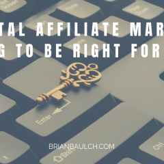 Is Digital Affiliate Marketing Going To Be Right For Me