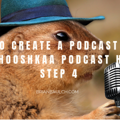 How to Create a Podcast Show with Whooshkaa Podcast Hosting - Step 4